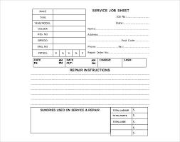 work sheet template