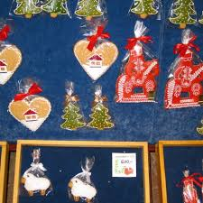 hungarian folk motifs on christmas decorations hungarian folk