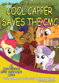 cool capper saves the cmc my little pony friendship is magic