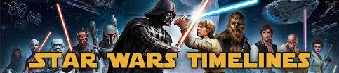 printable star wars novel timeline star wars timeline and chronological order all timelines