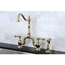 kitchen bridge faucet bridge kitchen faucets shop the best deals for nov 2017