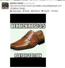 Derrick Rose Jersey Meme - what s the best derrick rose joke you ve heard this season nba