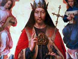 Hans Memling Vanity This Is Jesus The King Of The Universe