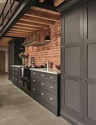 Grey Shaker Kitchen Cabinets Kitchen Ideas Grey Shaker Kitchen Industrial Unique