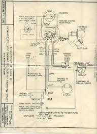 wiring diagram f lucas magdyno or sep dynamo du142 du42