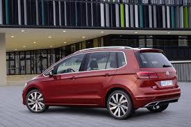 2017 volkswagen golf sportsvan vies with the golf plus for the