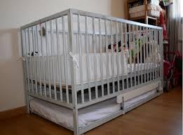 Ikea Mattress Crib Sniglar Trundle Crib Ikea Hackers Ikea Hackers
