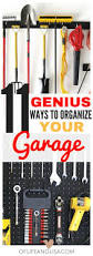 11 simply awesome garage organization ideas garage organization