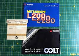 1978 mitsubishi l200 forte 1st generation restoration japanese