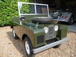 land rover series 1 for sale toylander series 1 land rover electric car in hailsham east