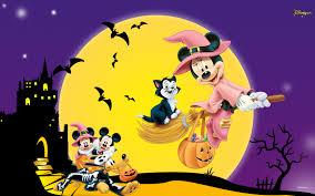 39 disney halloween screensavers wallpapers for laptop
