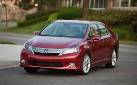 lexus hs 250h top speed rest in pieces cars that bit the dust in 2012