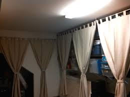 Curtain Rod Cover Irvine Handyman Builds Industrial Curtain Rods All In 1 Handyman