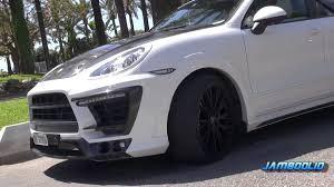 Porsche Cayenne Lumma - the fastest 2x porsche cayenne lumma clr 558 gt both spotted in