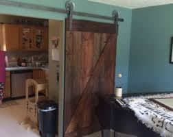 Reclaimed Barn Door Hardware by 78 7