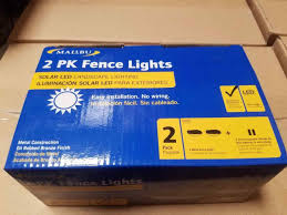 Best Garden Solar Lights by Fence Lights Backyard Fence Ideas