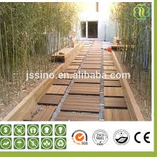 outdoor wood floor panels parquet floor tiles patio floor covering
