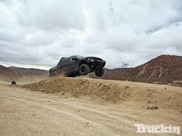 Ford Raptor Truck Jump - 2011 ford f 150 svt raptor diamond in the desert truckin magazine