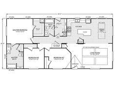 Fleetwood Manufactured Homes Floor Plans Double Wide Mobile Home Floor Plans Double Wide Home Cairo Ny