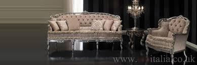 Sofas And Armchairs Uk Gilded Italian Sofas And Furniture Em Italia