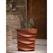 Modern Pots And Planters by Tall Planter Designs