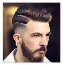 short sides long top mens haircut along with find the best haircut