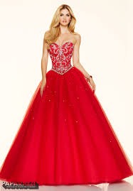 awesome red ball gown prom dresses images style and ideas
