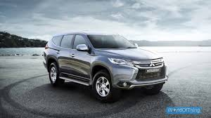 mitsubishi pajero sport 2017 future cars 2016 mitsubishi pajero sport suv video dailymotion