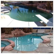 Deep Backyard Pool by Deep Blue Pools 26 Photos Pool Cleaners Henderson Nv