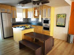 kitchen pendant lamp refrigerator sink faucet wooden kitchen