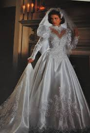 style wedding dresses the 25 best 1980s wedding dress ideas on 1980s style