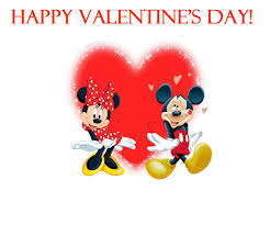 mickey mouse s day happy valentines day minnie and mickey mouse orlando espinosa