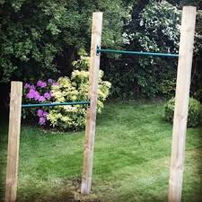 outdoor pull up bar diy search backyard