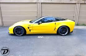 corvette zr1 yellow 2012 chevrolet corvette zr1 on adv 1 wheels cars and