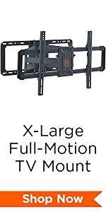 amazon black friday 50 inch tv 150 amazon com echogear full motion articulating tv wall mount