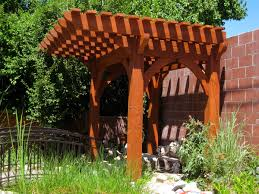 Timber Pergola Kits by 12 Pergola Roofing Design Ideas Western Timber Frame