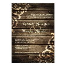 damask wedding invitations damask wedding invitations zazzle