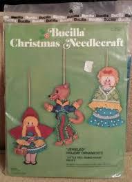 12 days of bucilla felt ornament kit 86066 fth studio