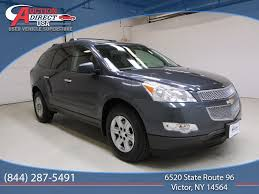 used chevrolet traverse at auction direct usa