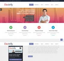 100 free website templates responsive templates download