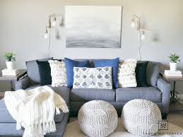 Living Room Bonus - bonus room update modern boho decor taryn whiteaker