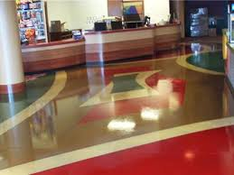 concrete floor paint floor painting options the concrete