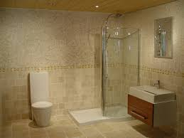 Bathroom Tubs And Showers Ideas by Biege Painting Wall Bathroom Tub Shower Tile Ideas Old Grey Wall