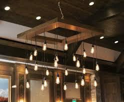Vintage Light Bulb Pendant Pendants Edison Bulb Kitchen Light Mirror With Lights Around It
