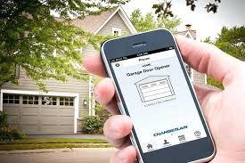 android garage door opener remote garage door opener app that eye cathcing in combination