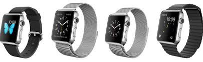 black stainless steel link bracelet images Apple watch at the 39 spring forward 39 keynote our complete overview jpg