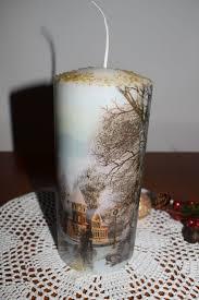 912 best decoupage κερια candles holders candeleros velas dekoupaj