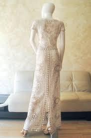 wedding dresses nottingham bohemian lace wedding dress with an asymmetrical bridal
