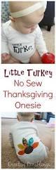 crafts turkey thanksgiving little turkey no sew thanksgiving onesie creative ramblings