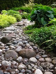classy rock garden ideas river rock garden ideas to amazing rock